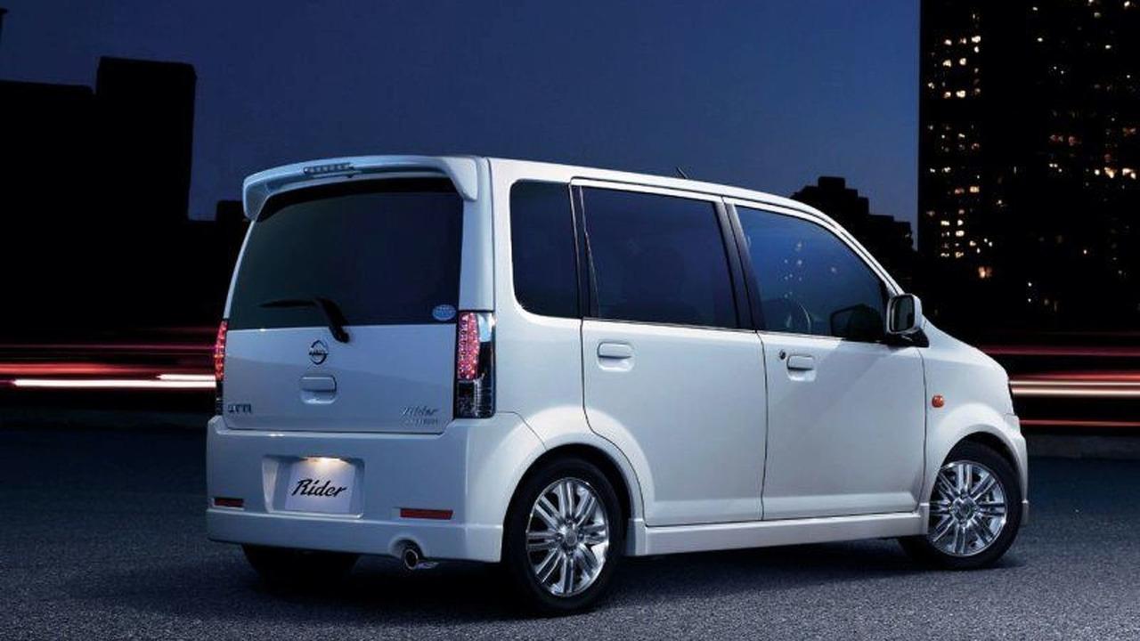 New Nissan Otti