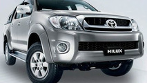 First Photo of Toyota Hilux Facelift Surfaces