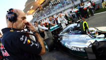 Red Bull's cunning plan to keep Newey - report