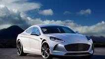 Second-gen Aston Martin Rapide render