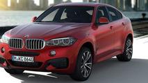 2015 BMW X6 with M Sport Package