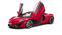McLaren says cheaper model to rival Porsche Cayman won't happen