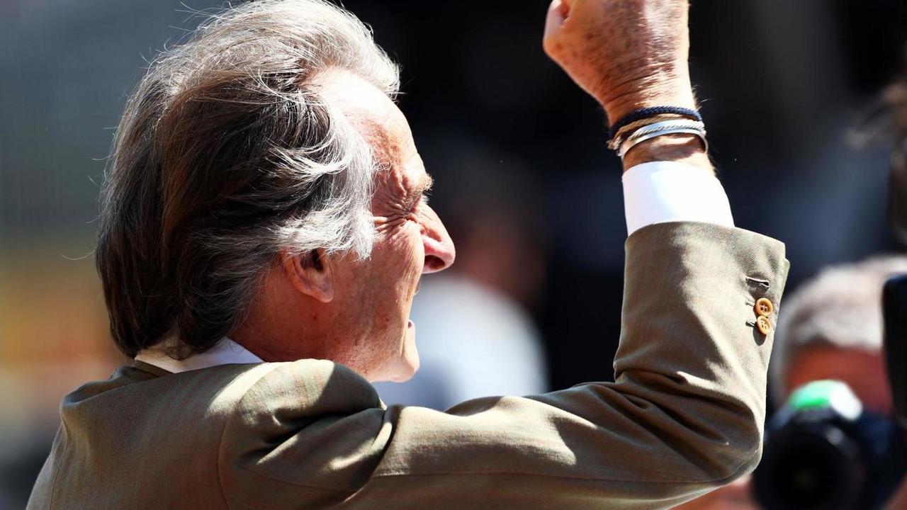 Luca di Montezemolo (ITA), Ferrari President / XPB