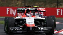 Marussia hits reverse on Chilton seat swap