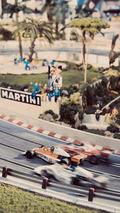 Slot Mods USA Ultimate Slot Car Raceway for Neiman Marcus Christmas Book