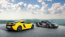 McLaren 625C Coupe & Spider