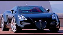 2004 Jaguar BlackJag Concept one-off up for sale at 2.8M EUR