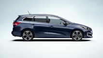 Kia cee'd facelift revealed with subtle styling tweaks and new engines