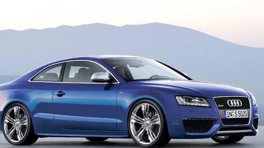 Audi RS5 Latest Renderings