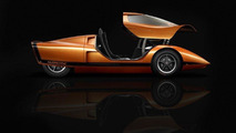 1969 Holden Hurricane concept restored 19.10.2011