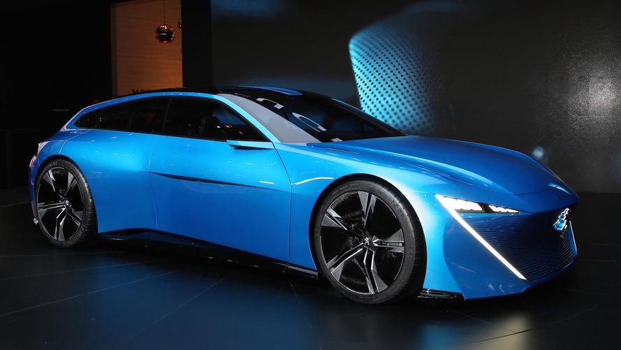 Peugeot Instinct concept is the autonomous wagon of our dreams