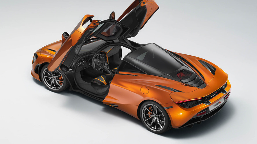 McLaren 720S ready to fight Ferrari in leaked official image