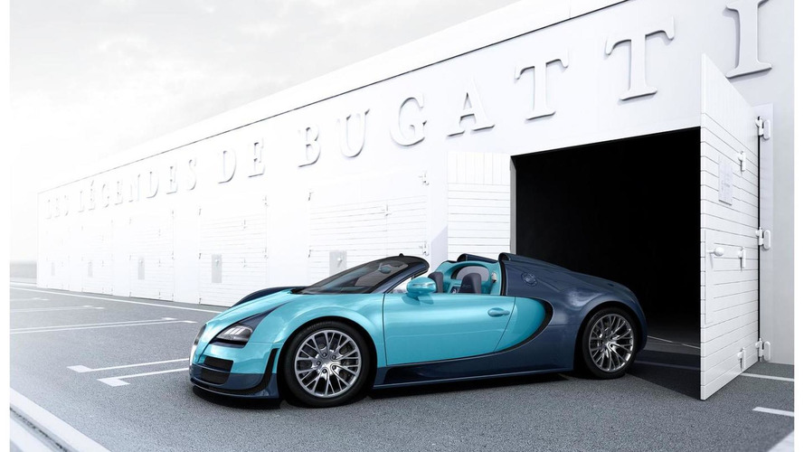 Bugatti sells 400th Veyron, 50 units to go