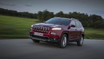 2014 Jeep Cherokee (Euro-spec)