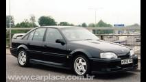 Reino Unido: Omega 89 é eleito melhor carro de todos os tempos da Vauxhall