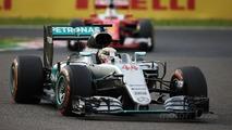 Formule 1 - Mexique gagnant pour Lewis Hamilton