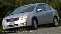 Nissan anuncia Recall do Sentra no Brasil