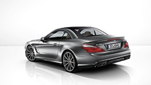 Mercedes SL 65 AMG 45th anniversary edition promo released [video]