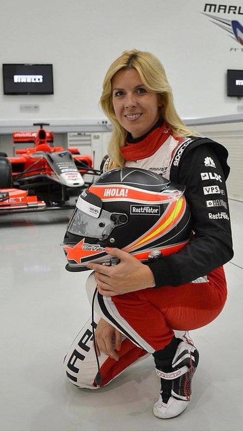 F1 reserve driver Maria de Villota found dead