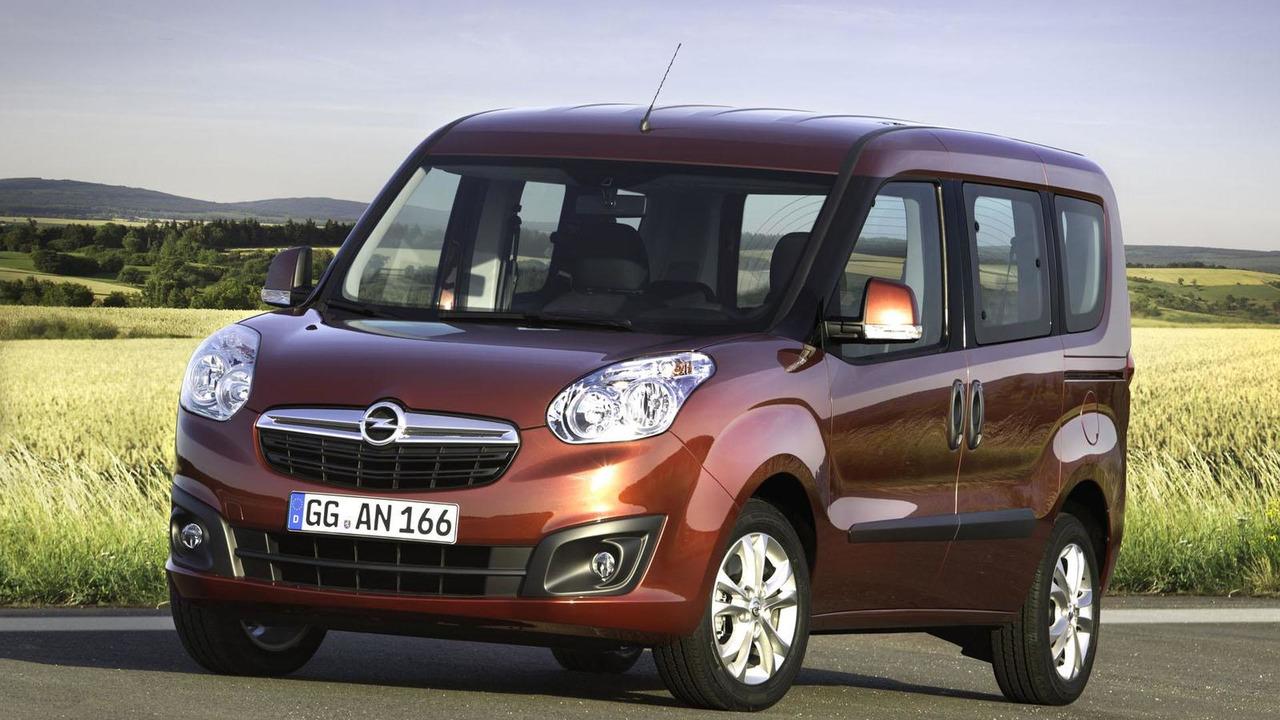 2012 Opel Combo - 14.7.2011
