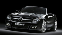 Brabus Tuned Mercedes SL Facelift Unleashed with 730hp