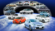Toyota sells over 5 million hybrids, 18 new models coming soon [videos]