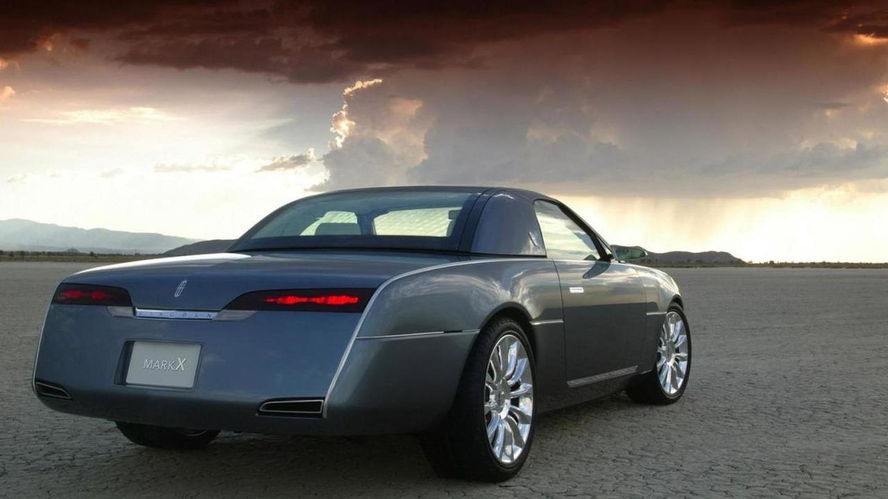 2004 Lincoln Mark X Concept
