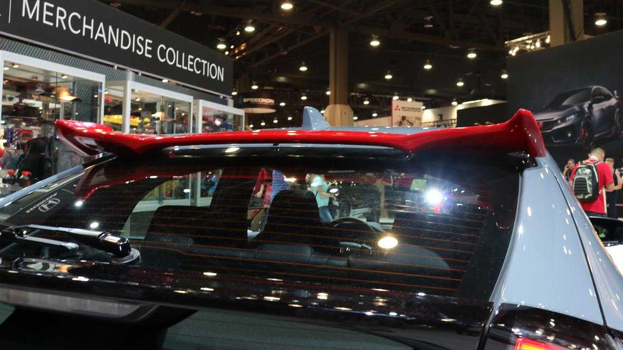 Honda Civic SEMA Concept