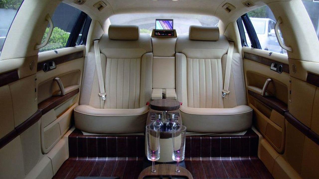 Volkswagen Individual Phaeton Lounge