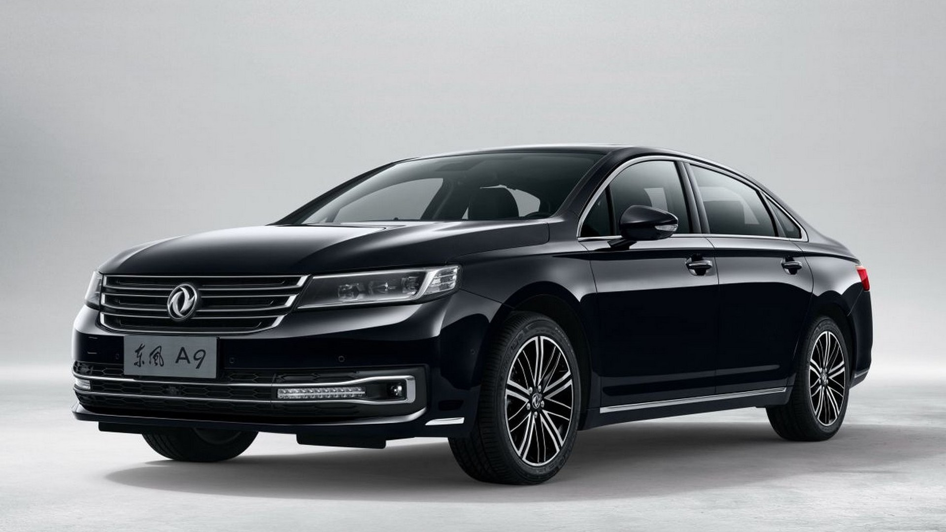 Citroën C5-based Aeolus A9 is Dongfeng's new flagship