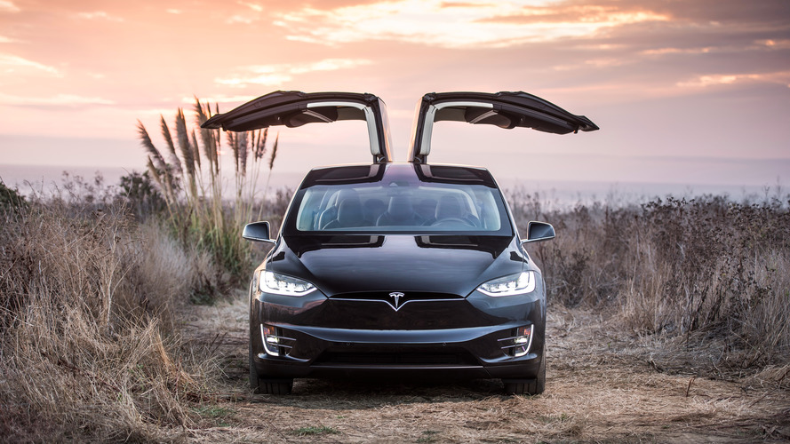 Ford buys a Telsa Model X for $199,950
