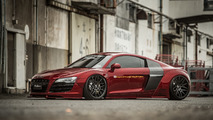 Audi R8 by Liberty Walk is not for everyone [video]