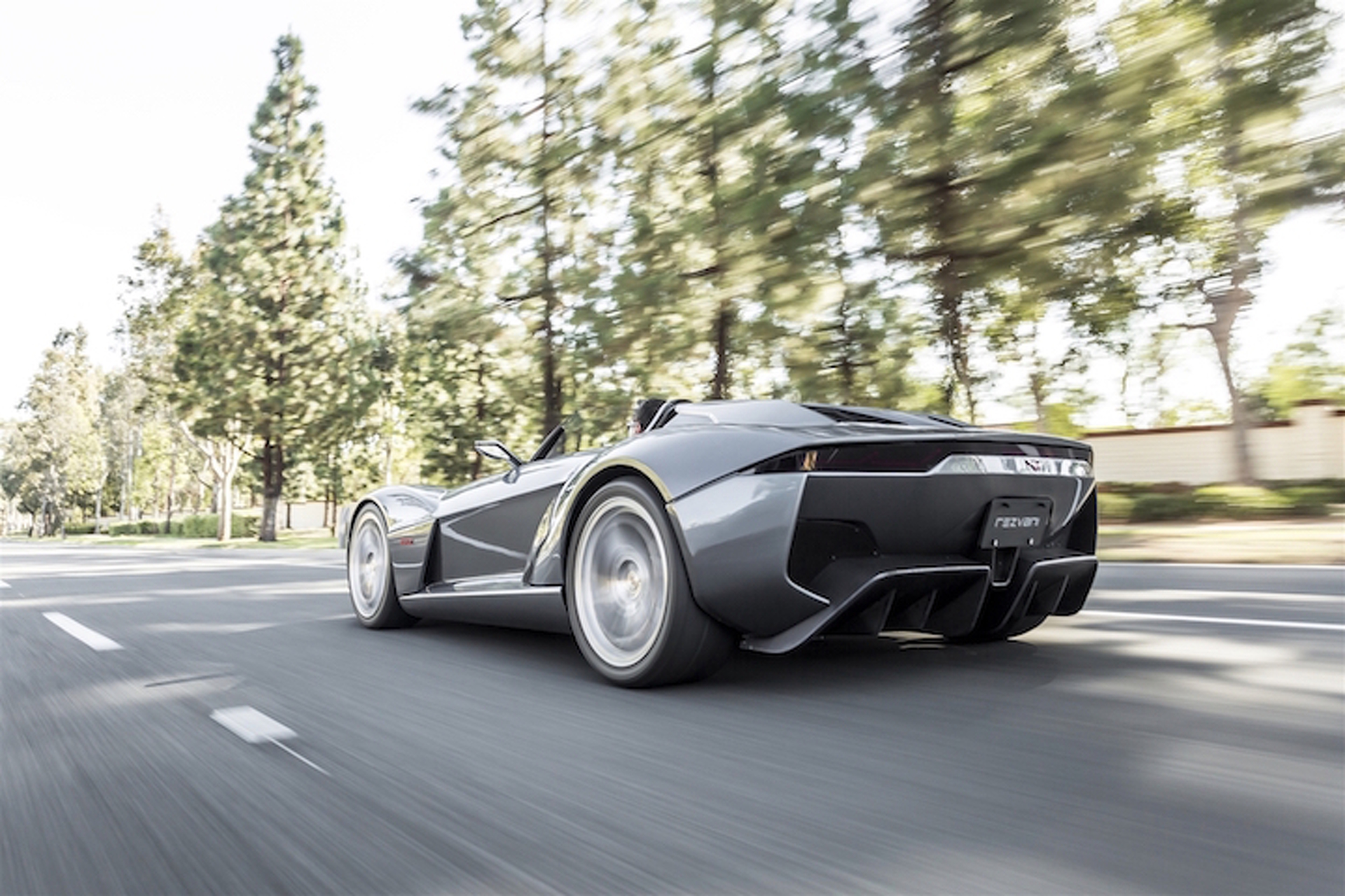 500HP Rezvani Beast Supercar Defies the Odds, Takes to the Streets