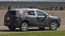 2018 GMC Terrain spy photo