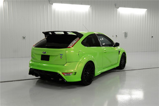 Forbidden Ford Focus RS Readies for the American Auction Block