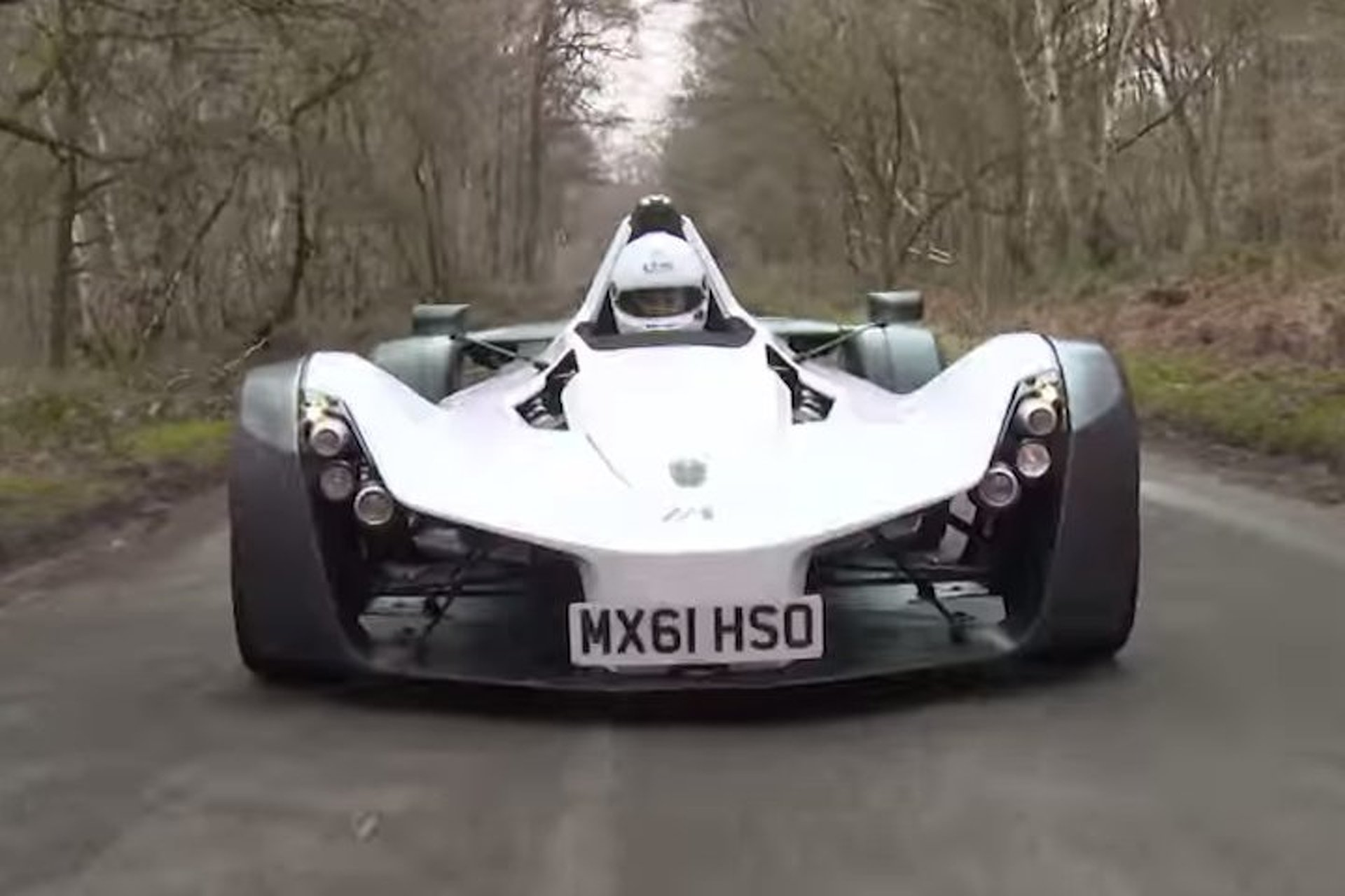 Watch XCAR Drive One of the World's Purest Track Cars [Video]