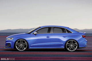Audi A3 Clubsport Quattro Concept Has Us Blue With Envy