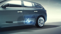 Volvo V60 Plug-in Hybrid live in Geneva [video]