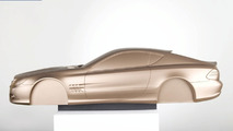 Design Project: Mercedes SL Based Coupetorino