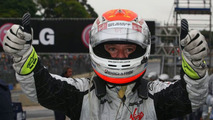 Barrichello takes Pole in Brazil as Button regrets strategy blunder - results