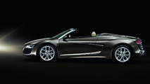 Audi R8 Spyder V8 pricing announced for UK