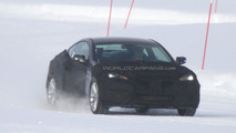 2012 Hyundai Genesis Coupe facelift spied for first time