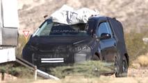 Volkswagen Up / Lupo prototype spy photo