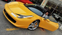 30 supercar collection owned by 21-year-old