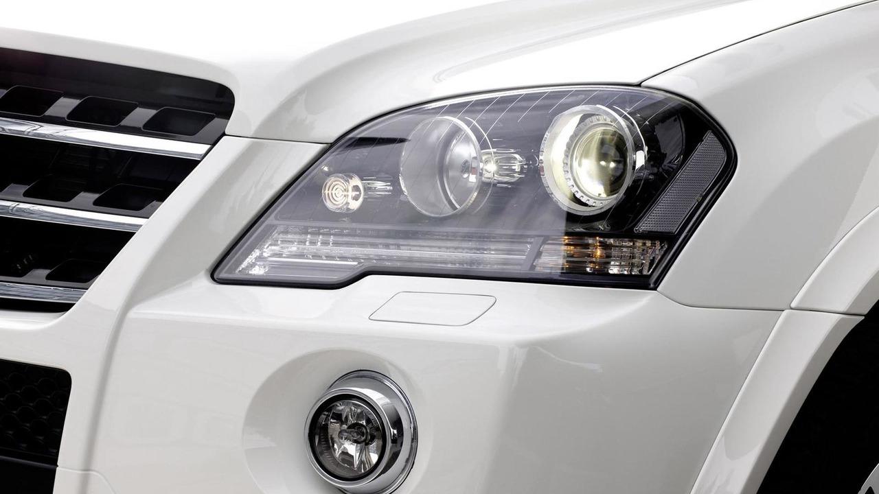 2011 Mercedes ML 63 AMG facelift