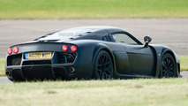 Undisguised Noble M600 Spied Testing in Britain