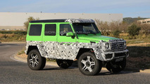 Mercedes-AMG confirms G63 AMG 6x6 will get a four-wheel variant