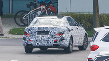Mercedes-Benz E-Class W213 spied once again
