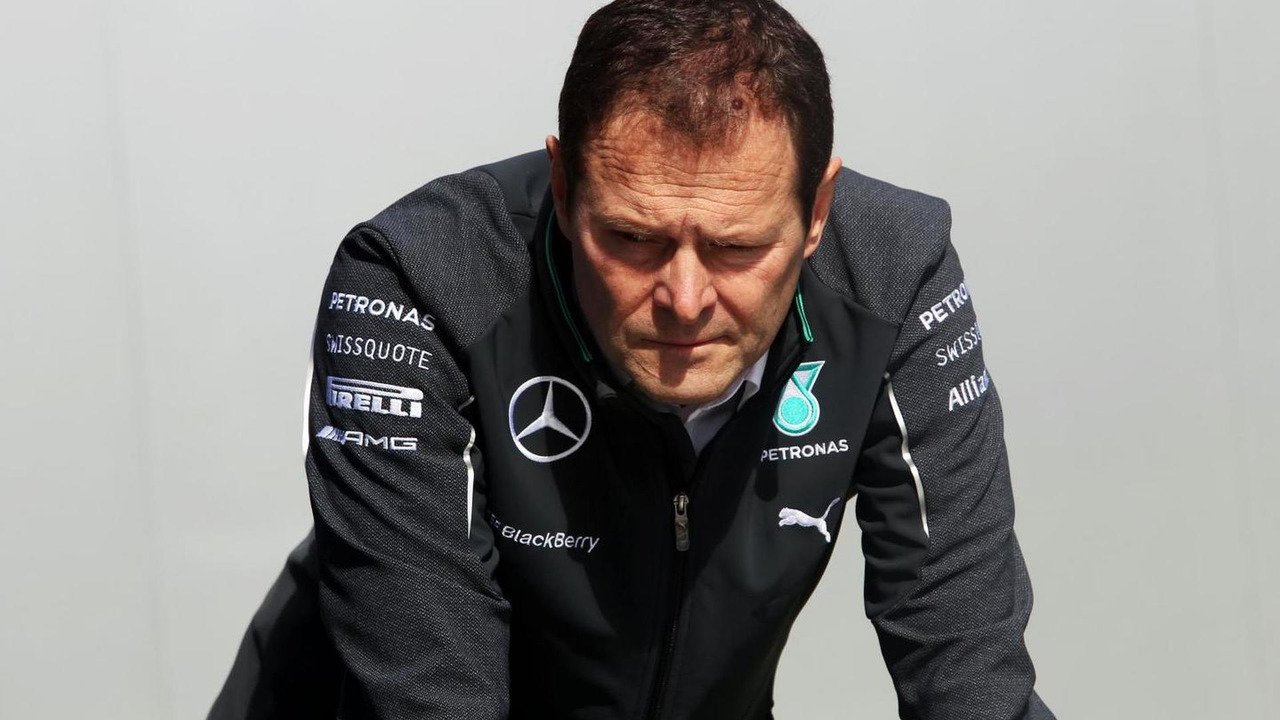 Aldo Costa (ITA) Mercedes AMG F1 Engineering Director / XPB