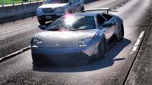 Lamborghini Murcielago by Liberty Walk LB Performance 27.11.2012